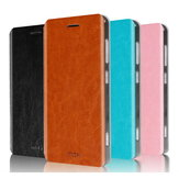 MOFI Rui Series Flip Leather Case for Lenovo A858T