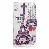 Beautiful Design PU Leather Flip Stand Case Cover For iPhone 5 5S