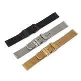 18mm Stainless Steel Knitted Mesh 3 Colors Watch Band