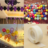250pcs Glue Dots Wedding Party Balloon Permanent Adhesive Bostik