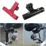 Aluminum Bike Saddle Rail Camera Bike Seat Mount For GoPro 2 3 3 Plus 4 Xiaomi Yi SJcam