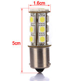 Car 1156 BA15S 18 SMD 5050 LED Tail Brake Interior Light Bulb 12V
