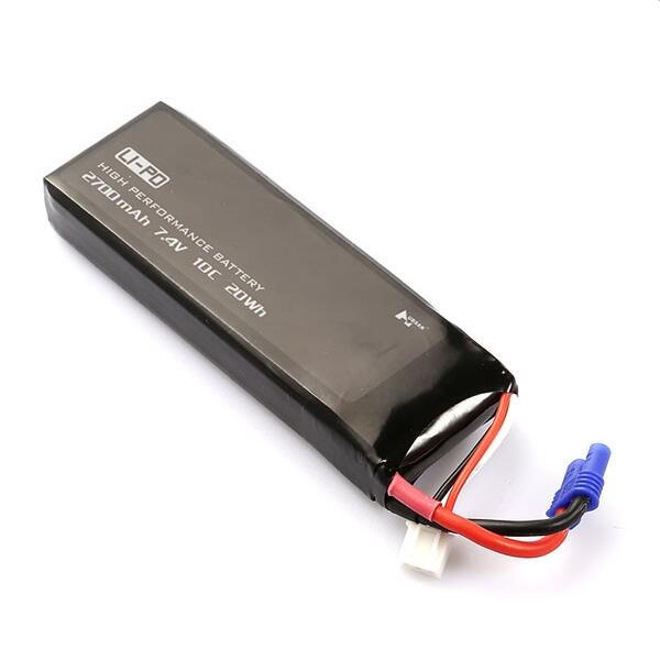 Hubsan H501S X4 RC Quadcopter Spare Parts 7.4V 2700mAh 10C Original Battery H501S-14