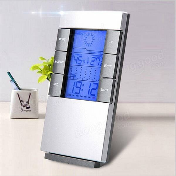 LCD Digital Hygrometer Thermometer Temperature Humidity