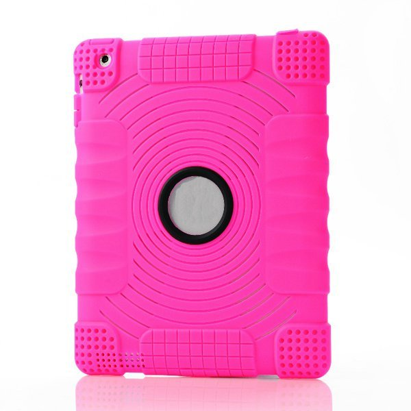 Stylish Colorful Anti-skid Silicone Case Cover