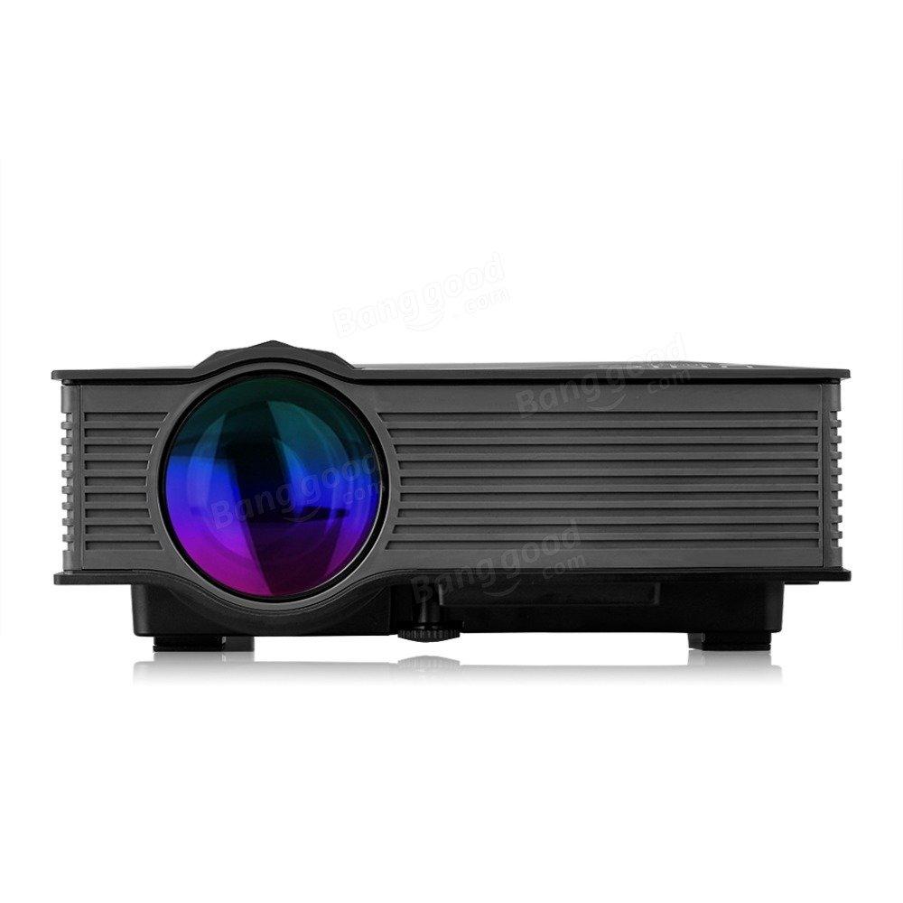 UNIC UC46 LED Projector 1200LM 1080P