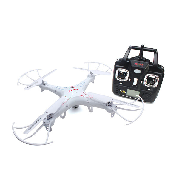 Syma X5C X5C-1 New Version Explorers Quadcopter Mode 2 With Camera