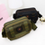 Men Nylon Waterproof Casual Crossbody Bag Outdoor Shoulder Bag