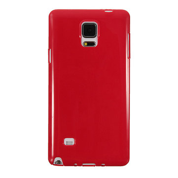 Ultra Slim Soft Jelly TPU Gel Case For Samsung Galaxy Note 4 N9100