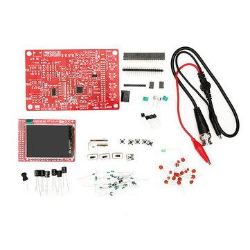 Original JYE Tech DSO138 DIY Digital Oscilloscope Kit SMD Soldered 13803K Version