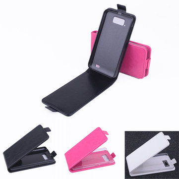Up-down Flip PU Leather Case For Gionee GN700W