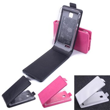Up-down Flip Leather Protective Case Cover For FLY IQ434