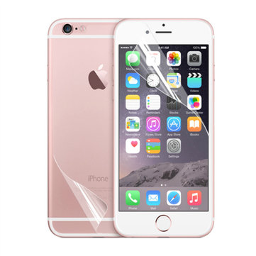 ENKAY PET HD Front + Back Protective Screen Protector Film For iPhone 6/6S Mobile Phone
