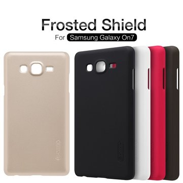 NILLKIN Frosted Shield Case Hard PC Back Cover for Samsung Galaxy ON7