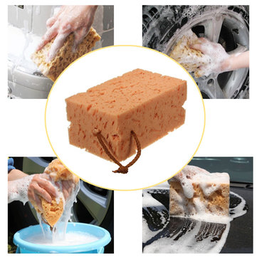 8cm Thick Honeycomb Macroporous Coral Car Cleaning Washing Soft Sponge