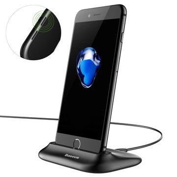 Baseus Aluminium Alloy Desktop Charging Station For iPhone 7/7 Plus iPhone 6/6s Plus 6 6s iPhone 5 5s SE