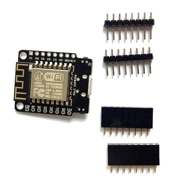 Geekcreit® Mini NodeMCU ESP8266 WIFI Development Board Based On ESP-12F