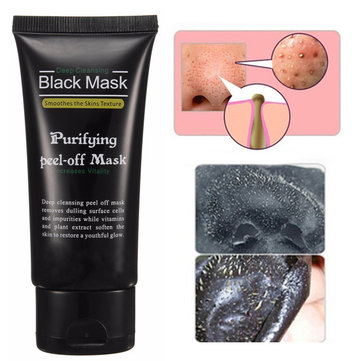 deep cleansing blackhead peel off removal black mask smoothes skin purifying us. Black Bedroom Furniture Sets. Home Design Ideas