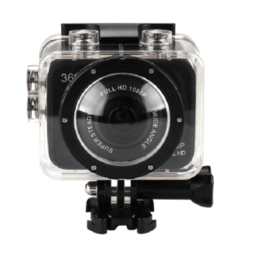 X360 Panorama Sport Action Camera 360 Degree 1080P Full HD Video Recorder