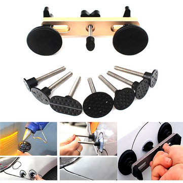 7pcs Car Bridge Dent Puller Remover Repair Hand Tool Kit