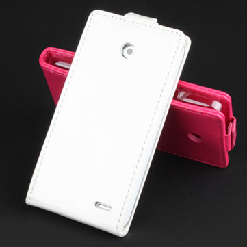 Flip PU Leather Magnetic Protective Case For Lenovo A820