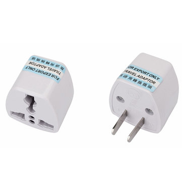 US CHN to Universal plug adapter