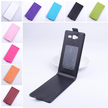 Multi Color Flip PU Leather Protective Case For CUBOT S200