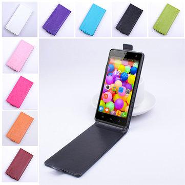 Buy Multi Color Flip PU Leather Protective Stand Case THL 4400 5000