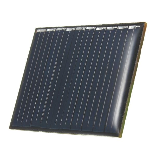 5V 0.2W Polycrystalline Mini Solar Panel Photovoltaic P