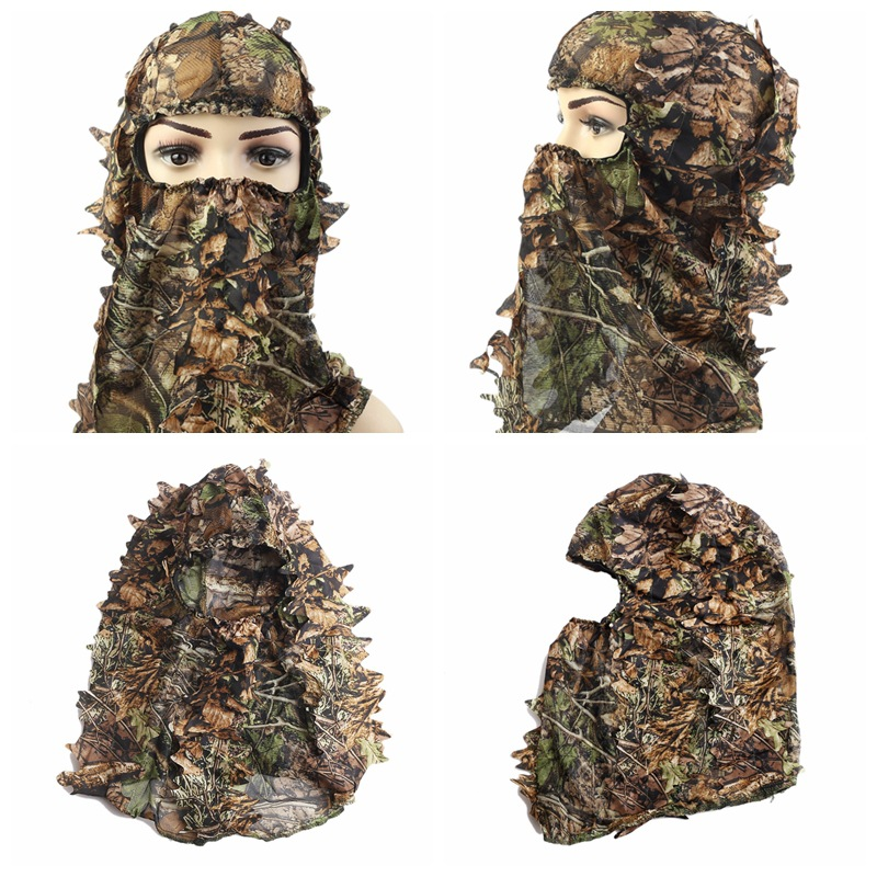 Hunting Camping Hiking Cycling Tactical Camouflage Mil