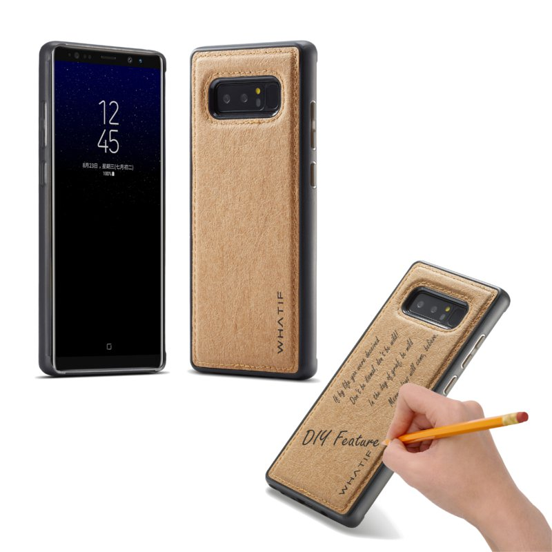 Waterproof DIY Feature Case For Samsung Galaxy Note 8/S