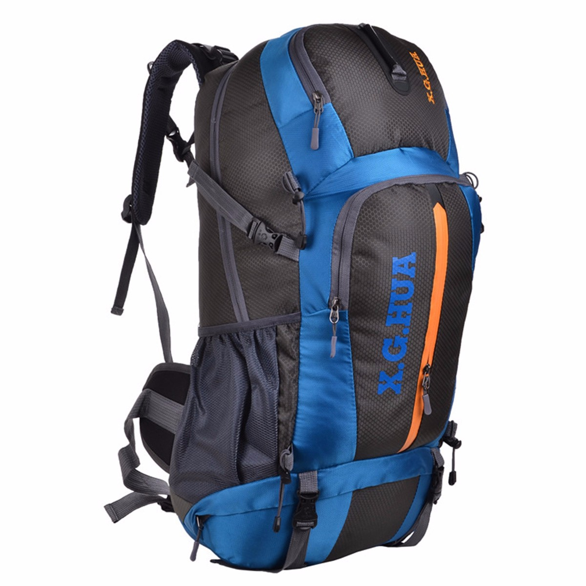 50L Outdoor Camping Hiking Traveling Mountaineering Backpack