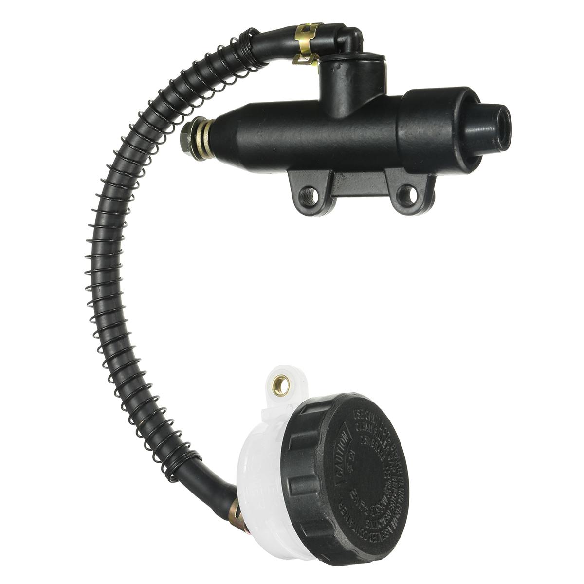 Dirt Bikes For Hydraulic Cylinders : Accessories motorcycle rear brake hydraulic master oil