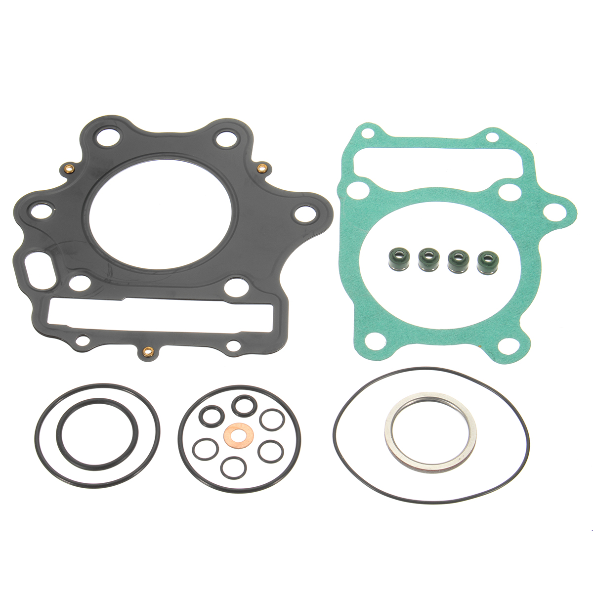 Top End Head Gasket Kit Set For HONDA TRX 300EX 300X 19