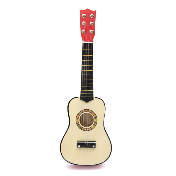 other music instruments 21 inch beginners practice acoustic guitar 6 string with pick was. Black Bedroom Furniture Sets. Home Design Ideas