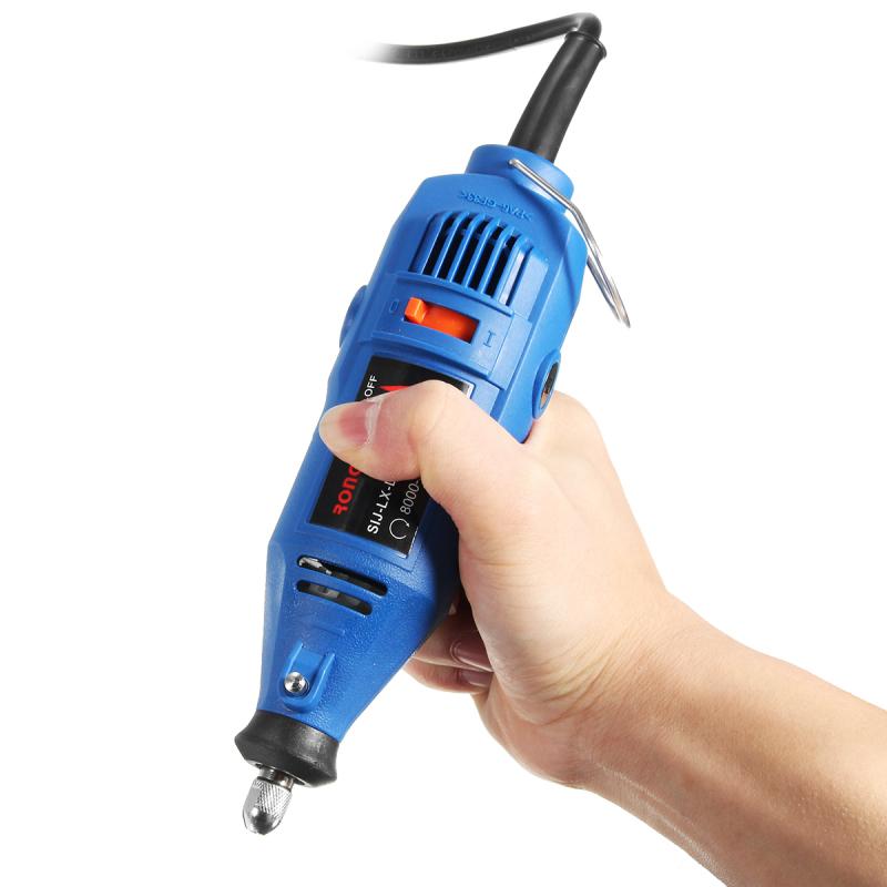 Raitool 110/220V Electric Grinder Rotary Tool Precision