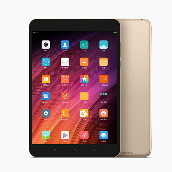 Original Box XIAOMI Mi Pad 3 64GB MTK MT8179 Hexa Core 4G RAM 7.9 Inch MIUI 8 Tablet PC