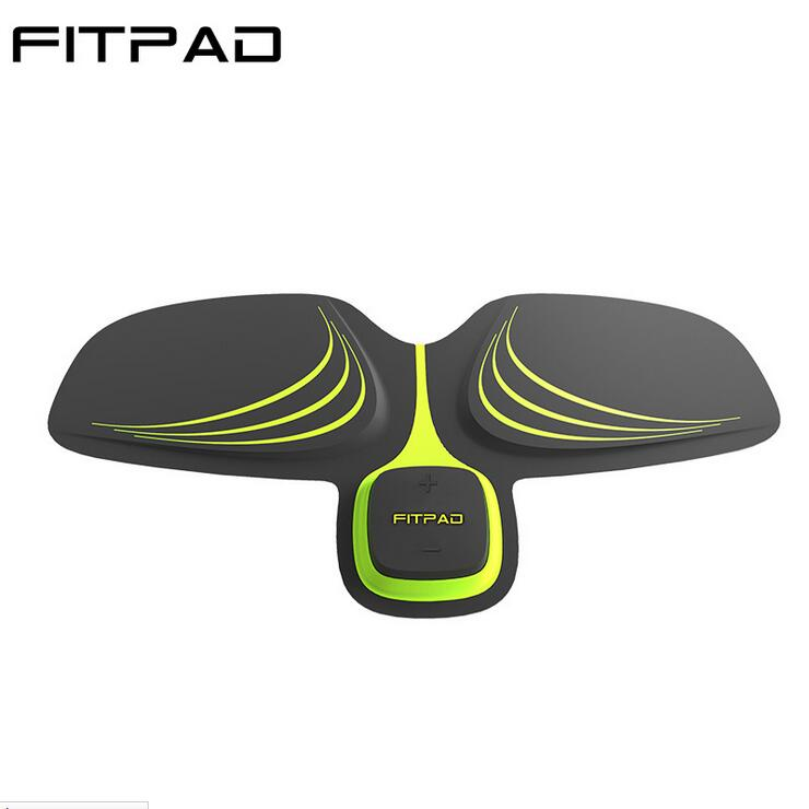 Multi-Function EMS Abdominal Muscle Fitness Equipment Lazy Loss Weight Exercise Massager