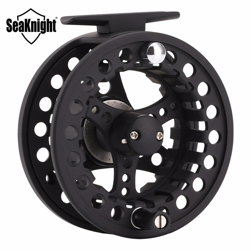 SeaKnight MAXWAY 5/6# Fly Fishing Reel 3BB Gear Ratio 1