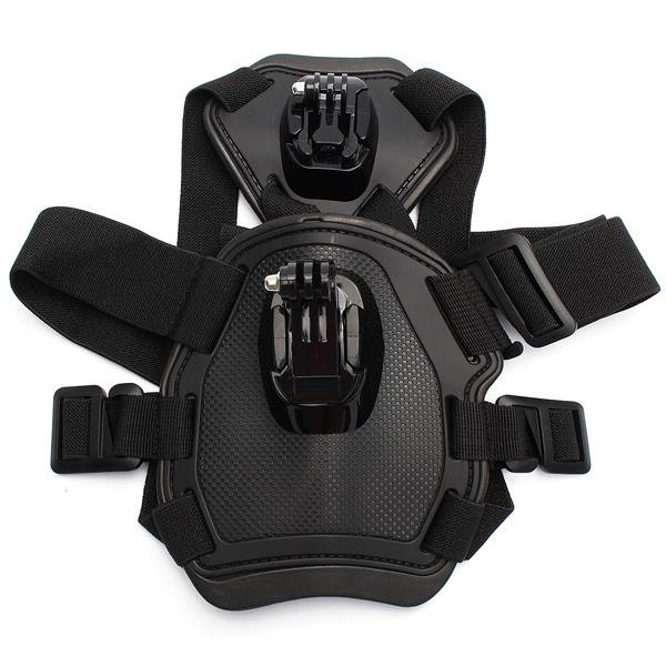 Dog Pet Strap Chest Back Mount Belt Harness for Gopro H