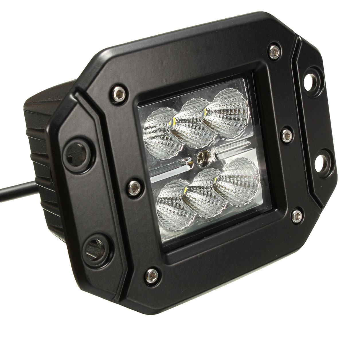 5 Inch Square Cube LED Bulb POD Flood Working Light for
