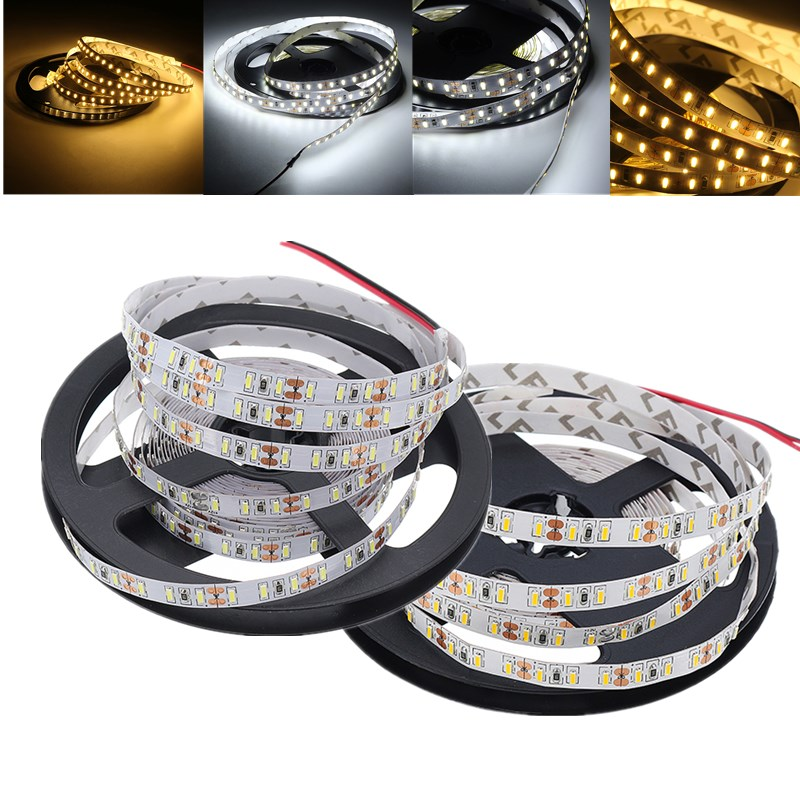 5M 120W 4014 SMD Non-waterproof Super Bright LED Ribbon