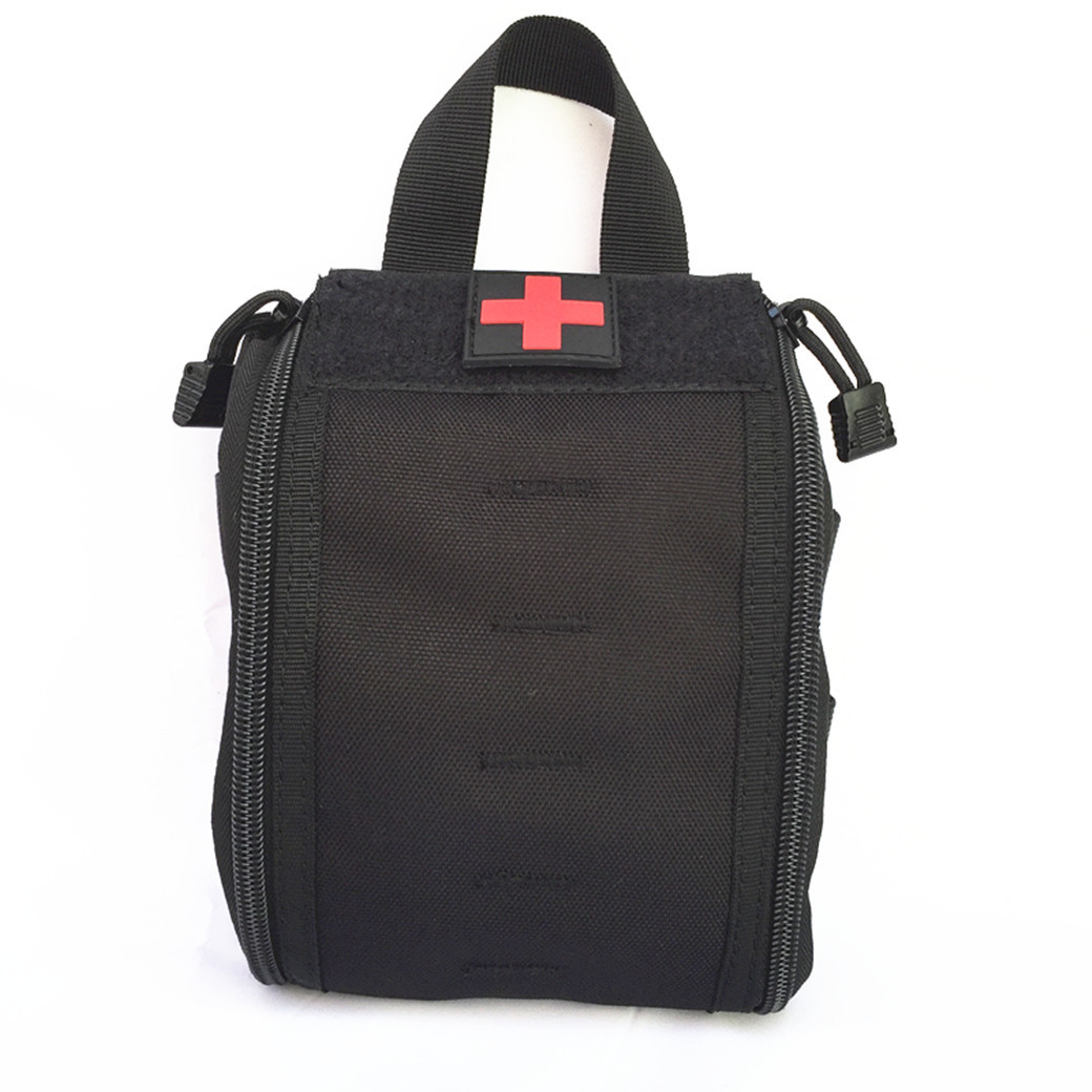 IPRee Practical 19.5x16x7cm Nylon First Aid Kit Bag Out