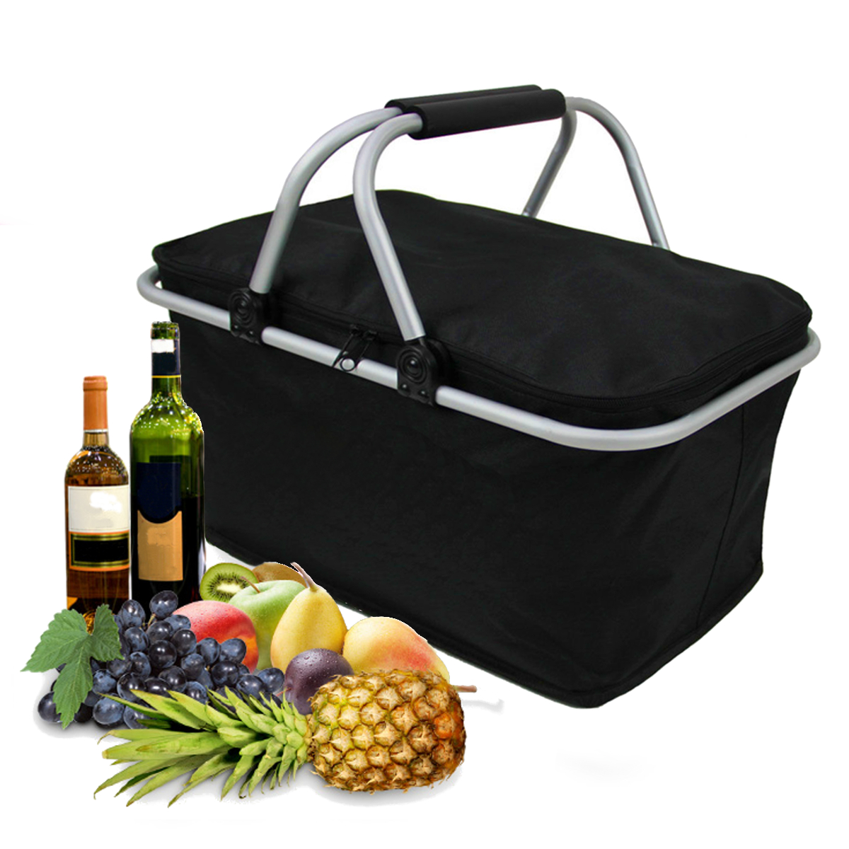 IPRee 30L Folding Camp Picnic Insulated Bag Ice Cooler