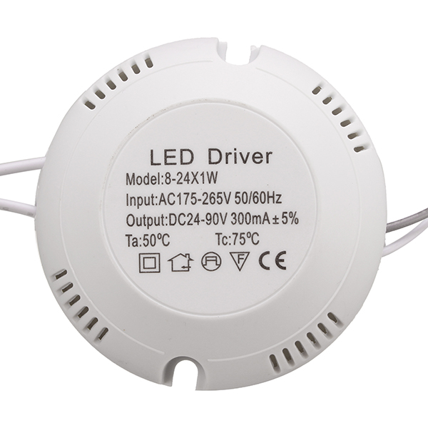 AC180V-260V 8-25W LED Driver Power Supply for Ceiling L