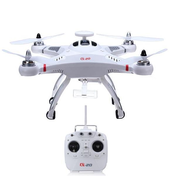 Cheerson CX20 CX-20 Open-source Version Auto-Pathfinder Quadcopter RTF