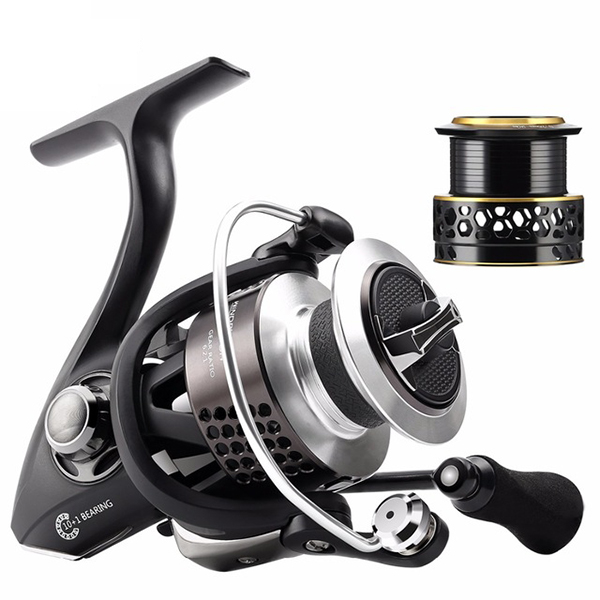 SeaKnight WR II 10+1BB 6.2:1 Spinning Fishing Reel With