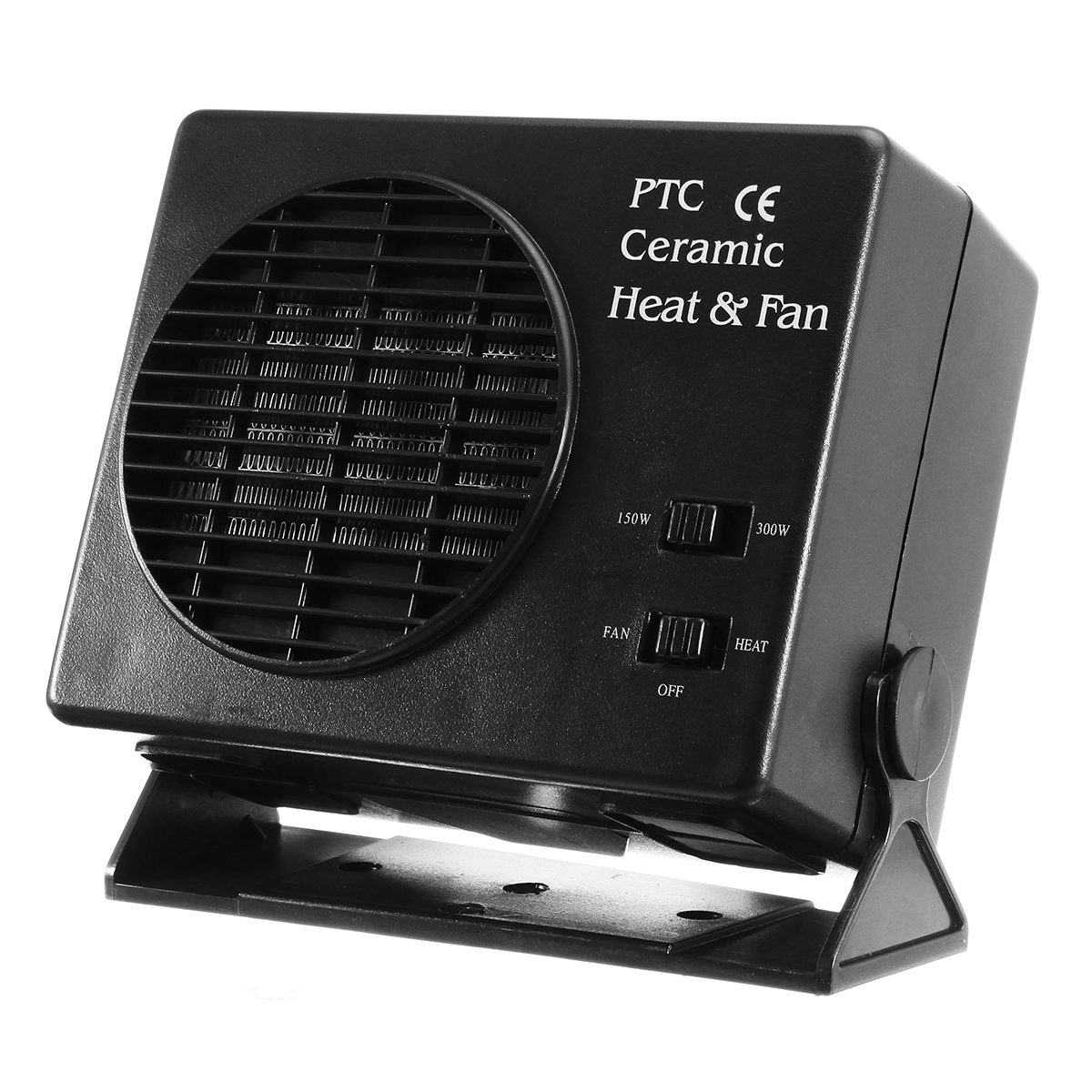 150W/300W Car 2 In 1 Windshield Heating Cooling Heater