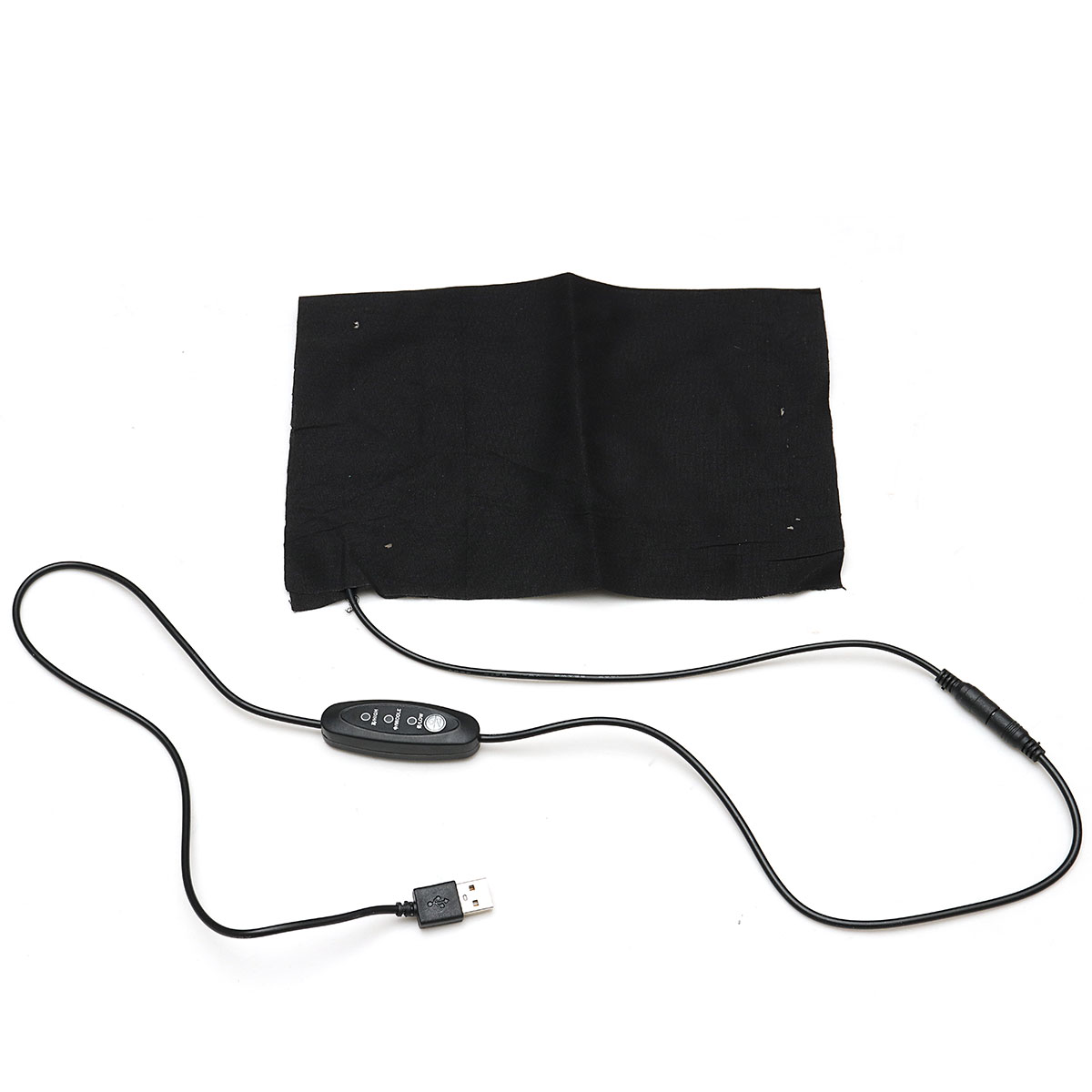 USB Electric Warming Heating Pad USB Neck Shoulder Body
