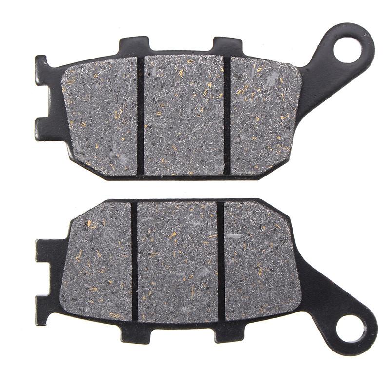 Rear Ceramic Brake Pads For Honda 2005-2006 CBR600RR 20